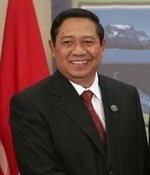 Susilo Bambang Yudhoyono, President of Indones...