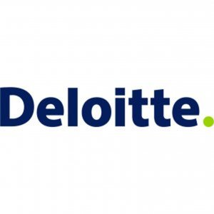 English: Deloitte logo