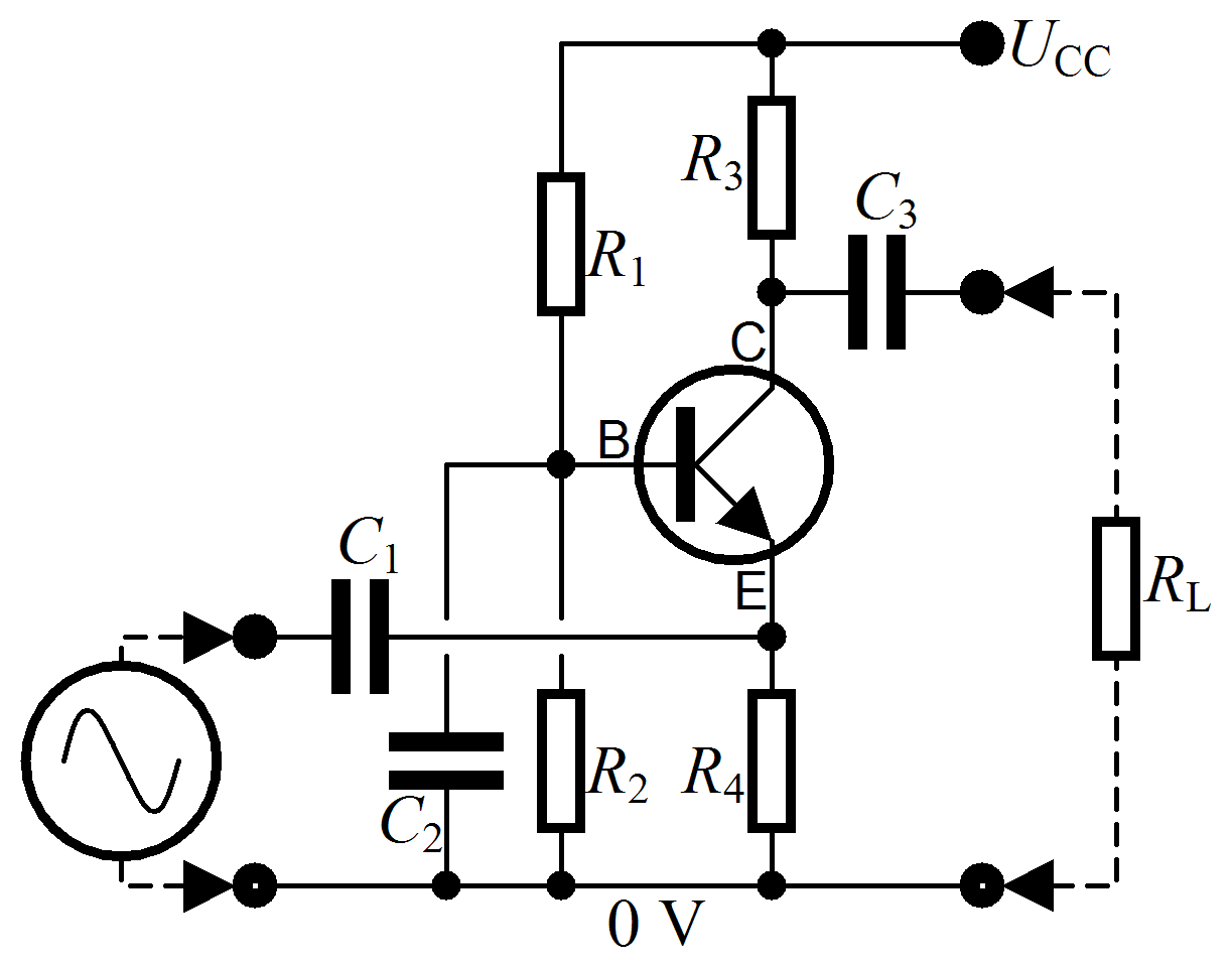 File Common Base Amplifier