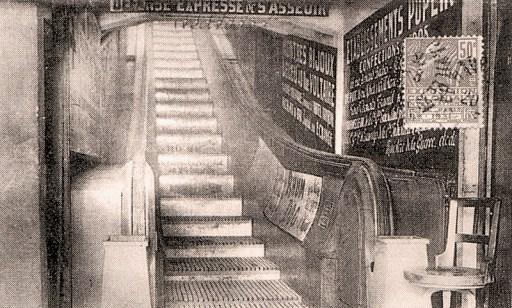 Escalier mécanique2