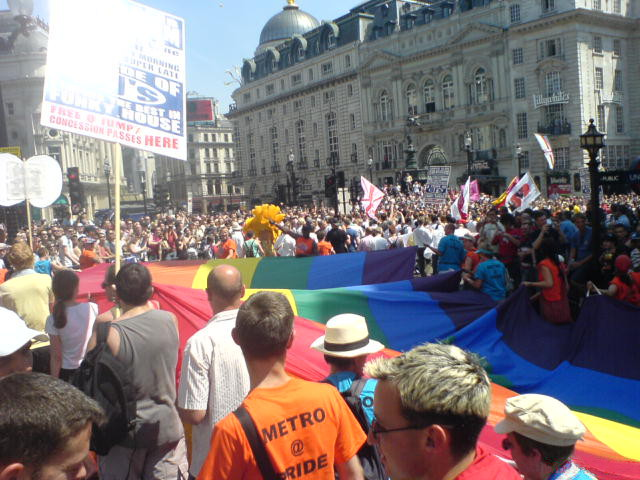 EuroPride London, 2006