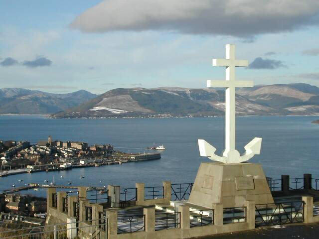 File:Free French Memorial, Lyle Hill - geograph.org.uk - 417332.jpg
