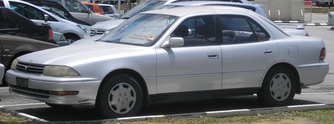 2000s Toyota Camry
