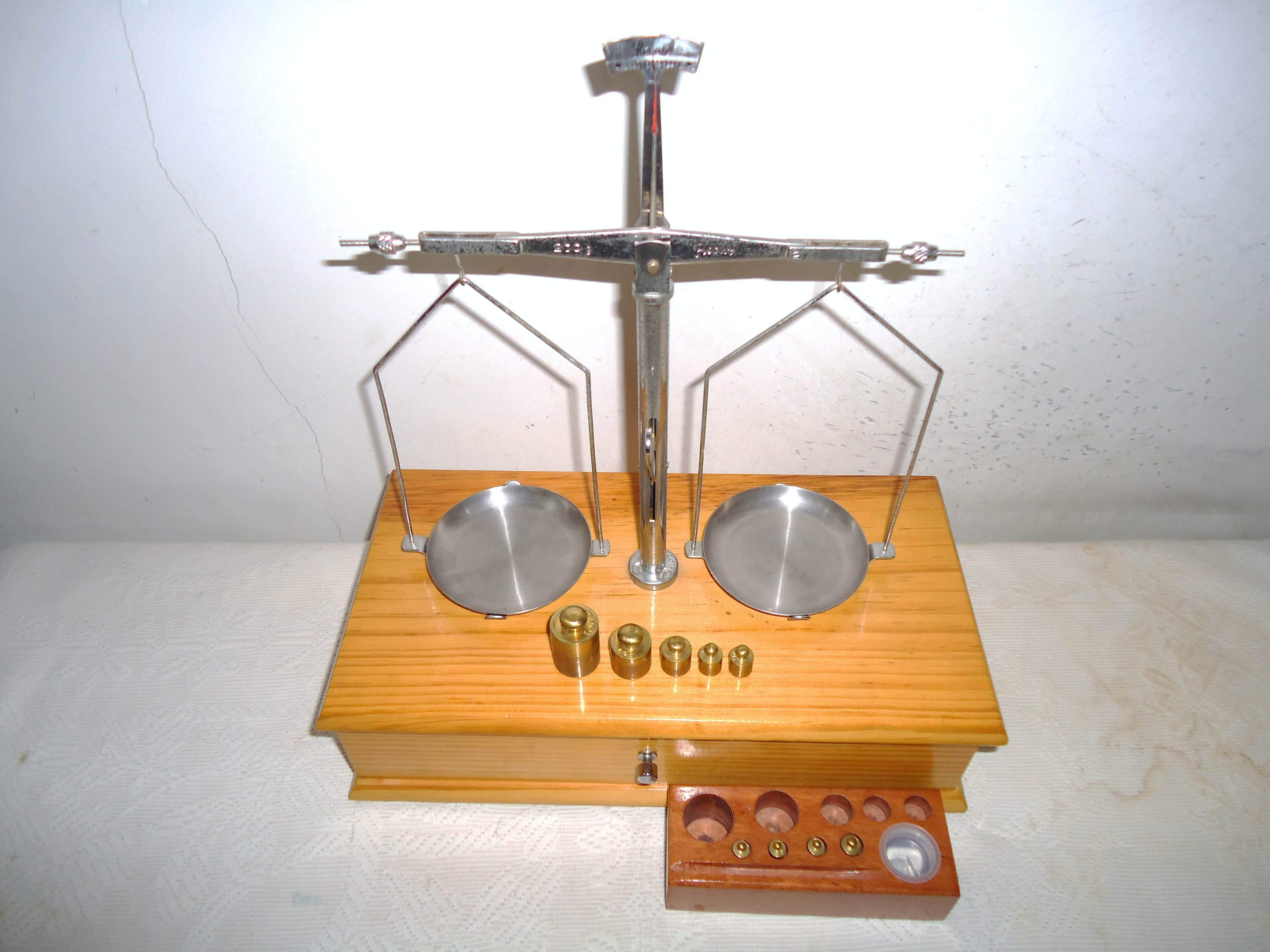 Wiki Weighing Scale