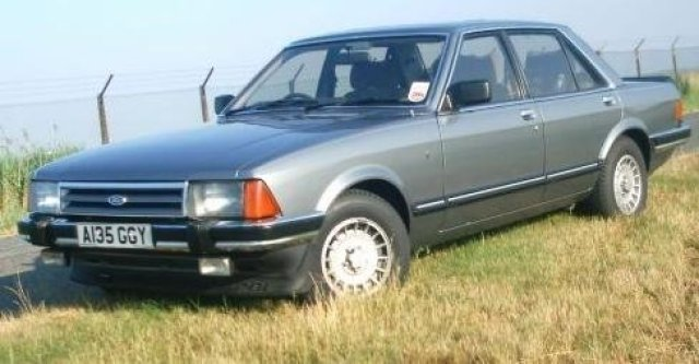 Image result for ford granada 2.8GL dark blue