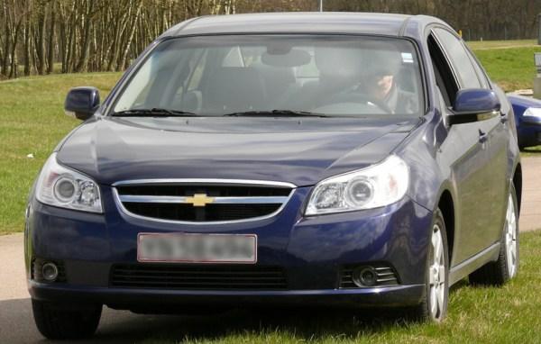 Chevrolet Epica – Wikipedia, wolna encyklopedia