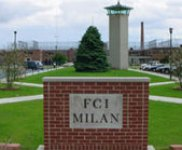 English: Federal Correctional Institution, Mil...