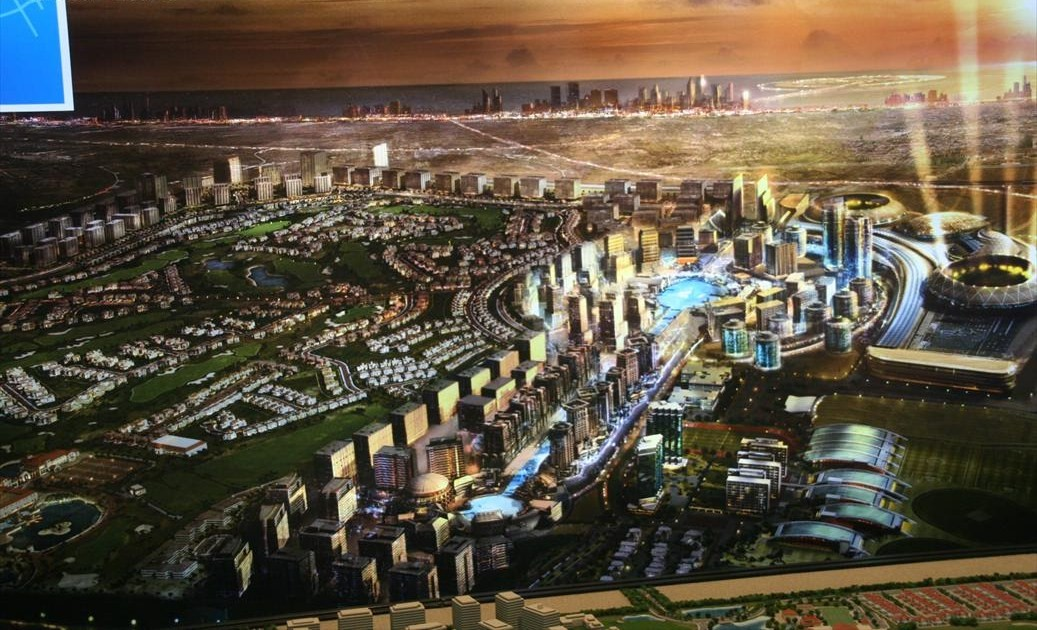Dubai Sports City Wikip 233 Dia