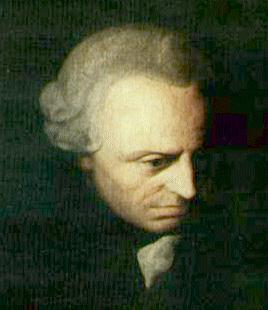Immanuel Kant, Prussian philosopher