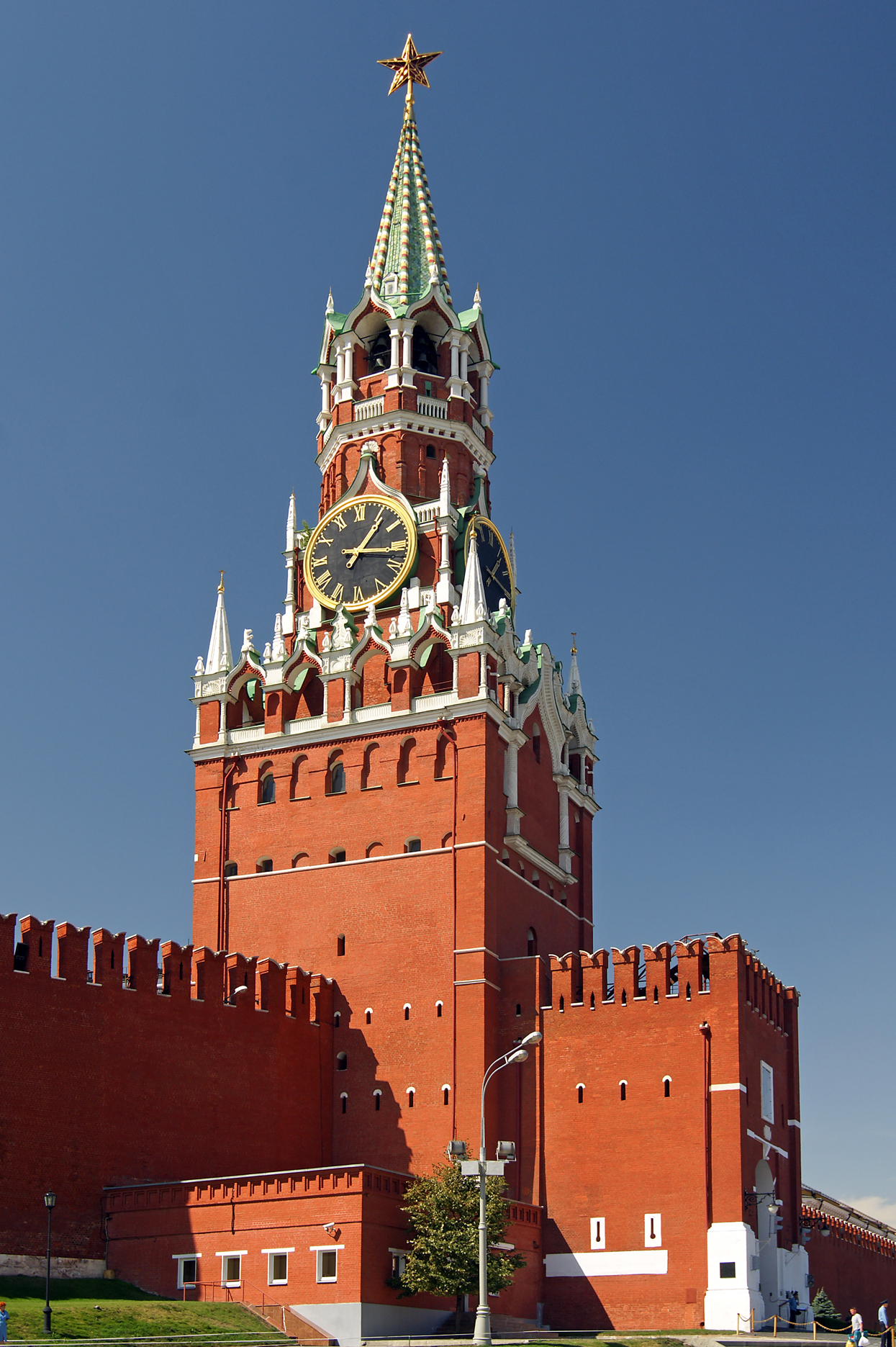 Buildings Red Square Moscow