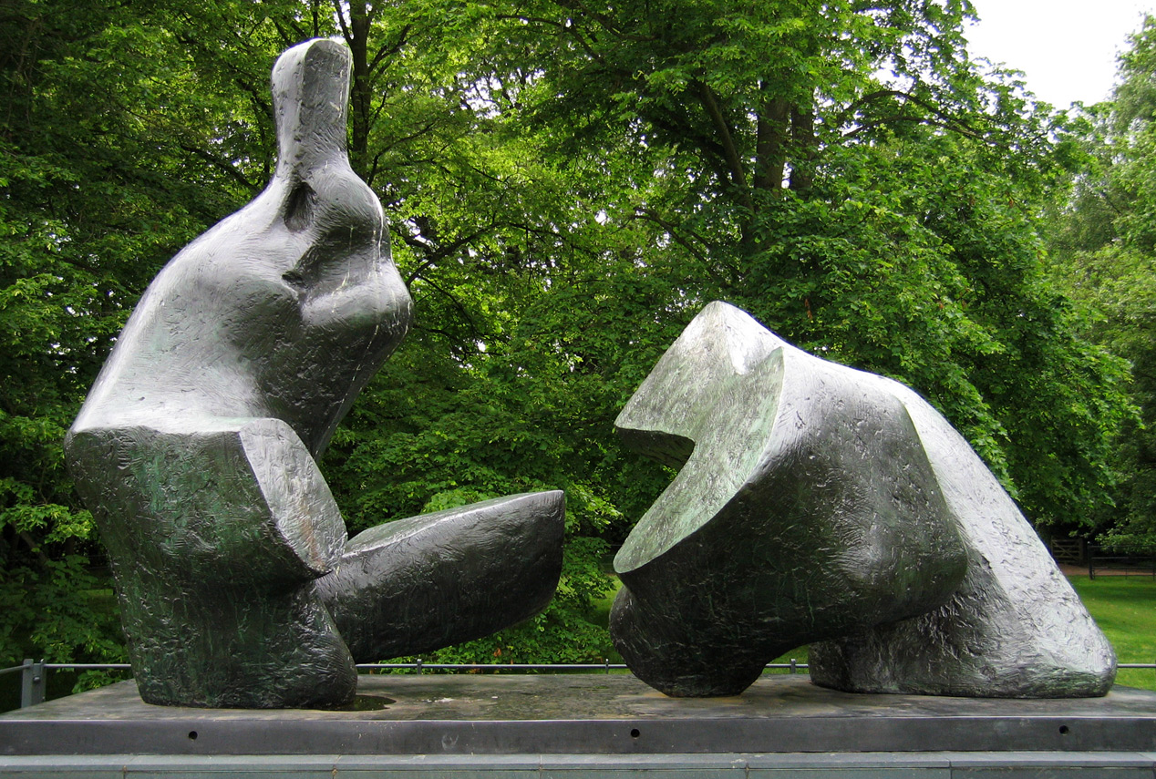 The Sculptures Of Henry Moore