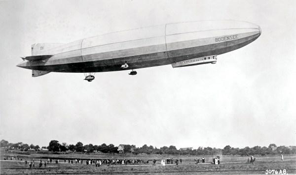 Zeppelin - definition - What is
