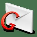 Exquisite-gmail red