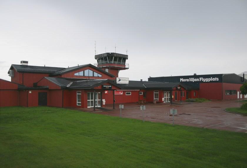 Bildresultat för mora flygplats