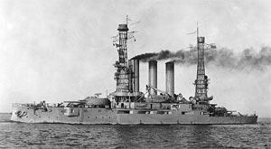 The Battleship USS Maine (BB-10), Public domai...