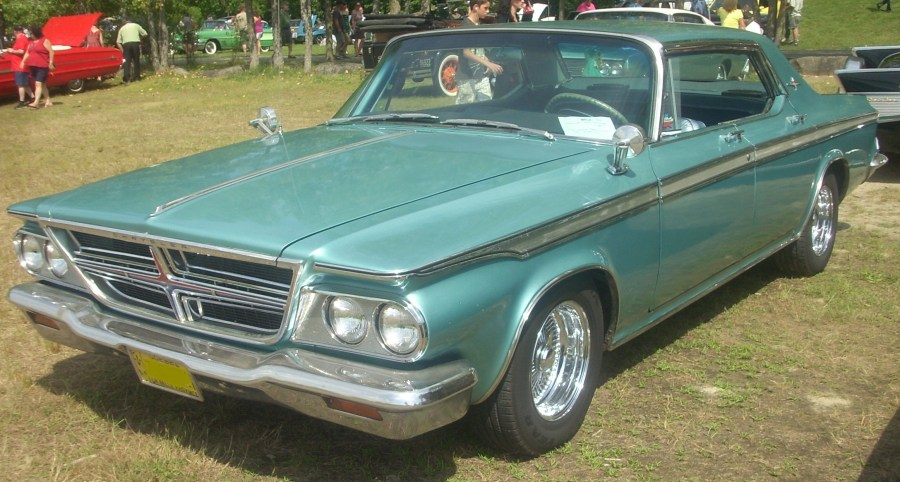 1965 pontiac cars » Chrysler 300 non letter series   Wikipedia 1964 Chrysler 300 4 door hardtop