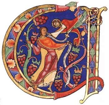 Miniaturista anonimo, Inghilterra (attivo tra il 1160-1175 a Winchester)