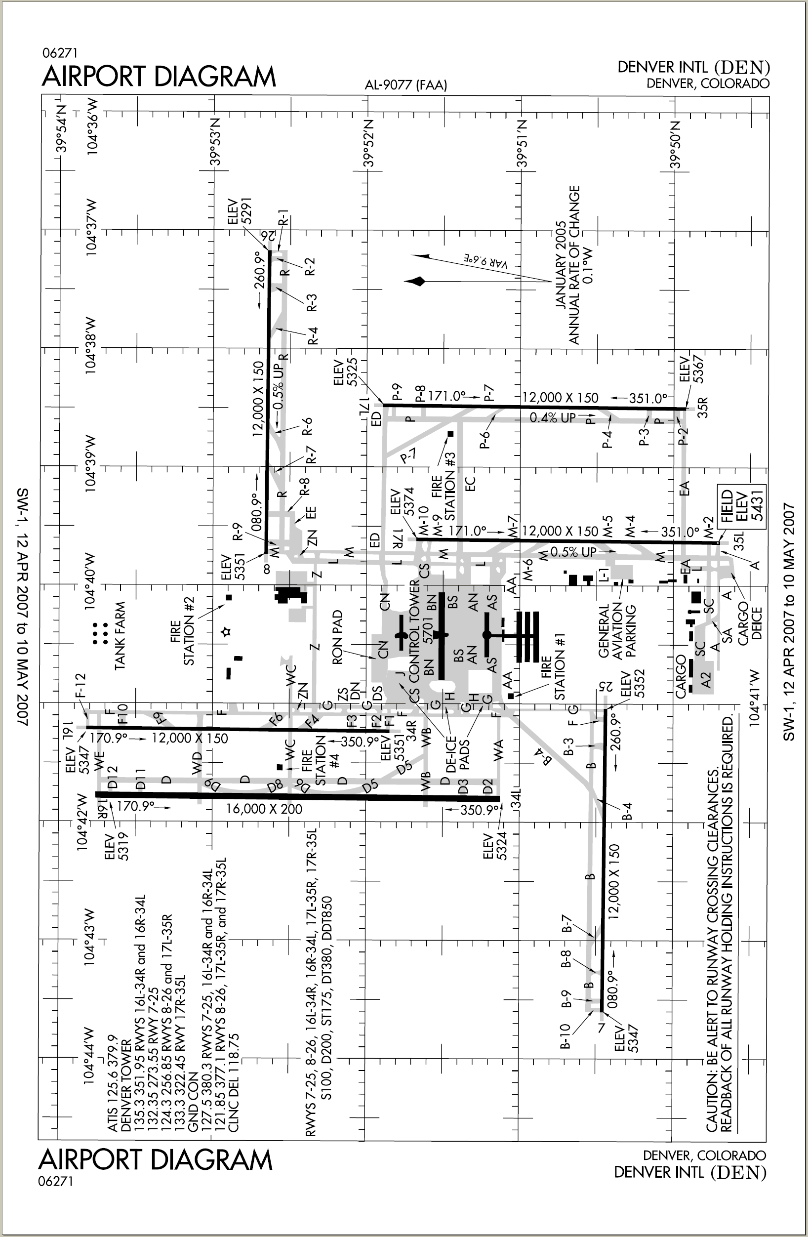 Denver International Airport Diagram Some Believe The