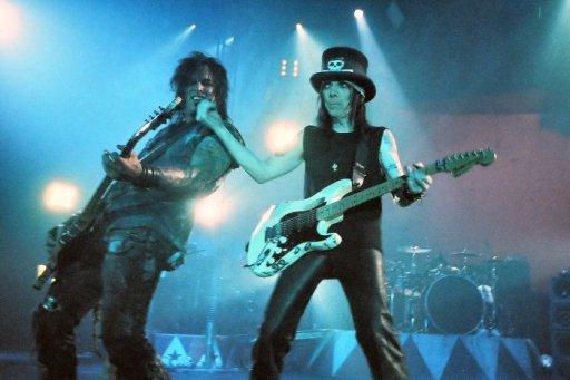 Mötley Crüe - 2005