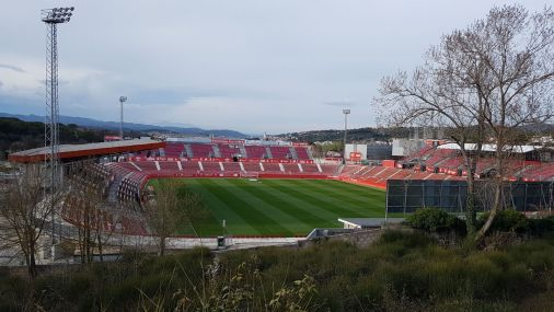 Stade municipal de Montilivi