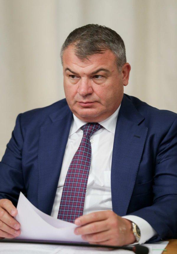 Сердюков, Анатолий Эдуардович — Википедия