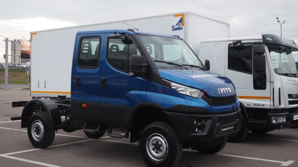 Iveco Daily 4x4 2020 Inspirations   Pension Plestil Auto