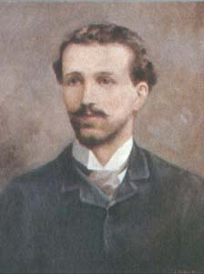Retrato de José Asunción Silva