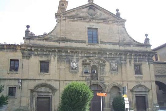 Resultado de imagen para Convento de las Concepcionistas Recoletas o de la Purísima Concepción