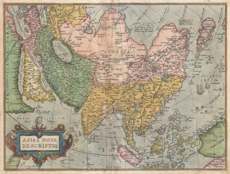 File 1570 Ortelius Map of Asia  first edition    Geographicus     File 1570 Ortelius Map of Asia  first edition    Geographicus    AsiaeNovaDescriptio