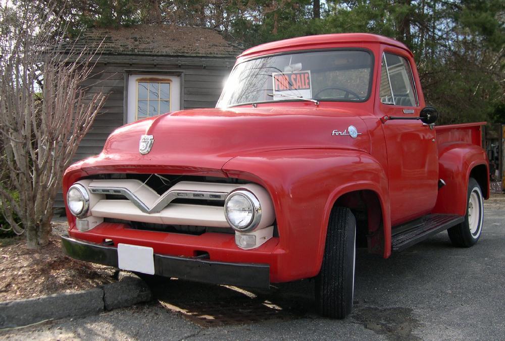 1978 Ford Trucks 4 Door