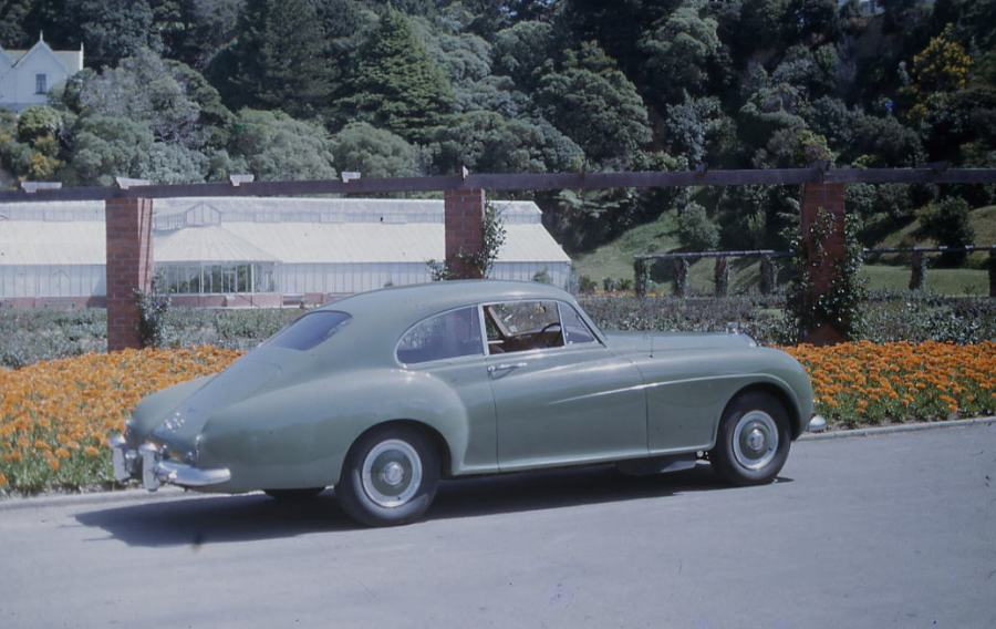 1959 bmw cars » Personal luxury car   Wikipedia 1956 Bentley S1 Continental by H J Mulliner