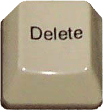 Old_White_Beveled_Keyboard_Delete_Key