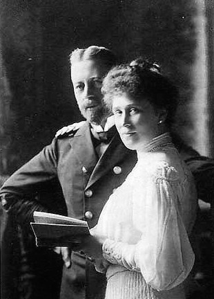 Prince Henry and Princess Irene of Prussia (Photo credit: Wikimedia Commons).