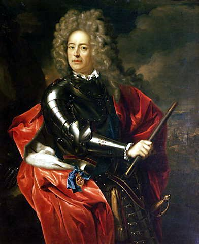 John Churchill, Duke of Marlborough Blenheim Palace