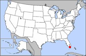 LocMap Everglades National Park