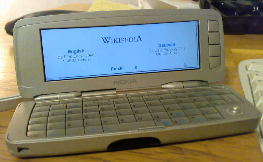 Nokia 9300 Wikipedia