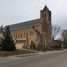 Sacred Heart RC Church, Kitchener