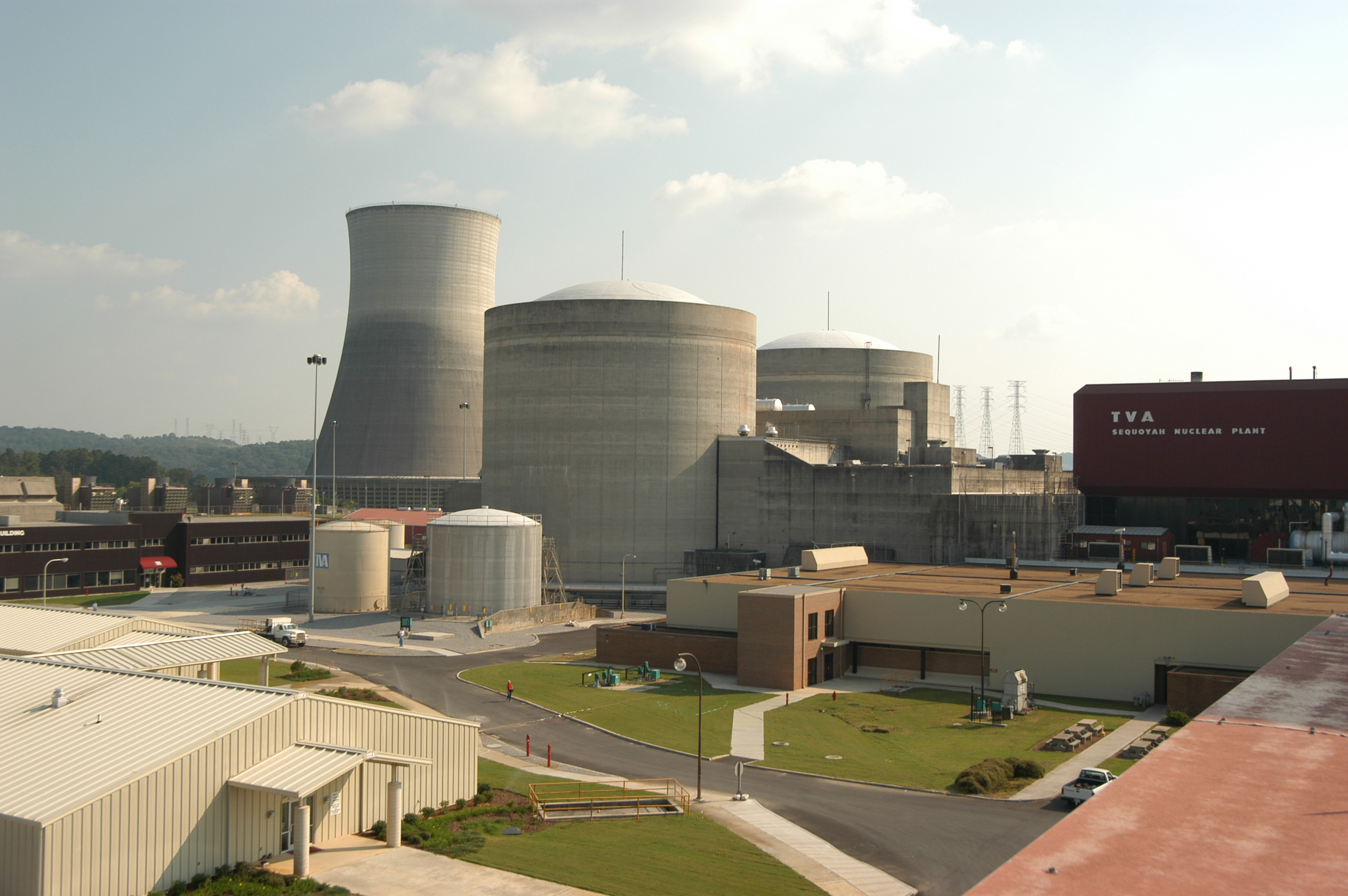 Sequoyah Nuclear Generating Station.
