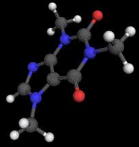 Caffeine mol2