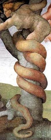 Michelangelo Bounarotti - The Fall and Expulsi...