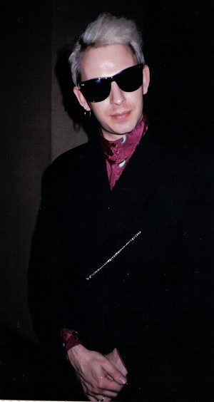 Subject: Steven Severin of Siouxsie & the Bans...
