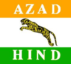 Flag of Azad Hind