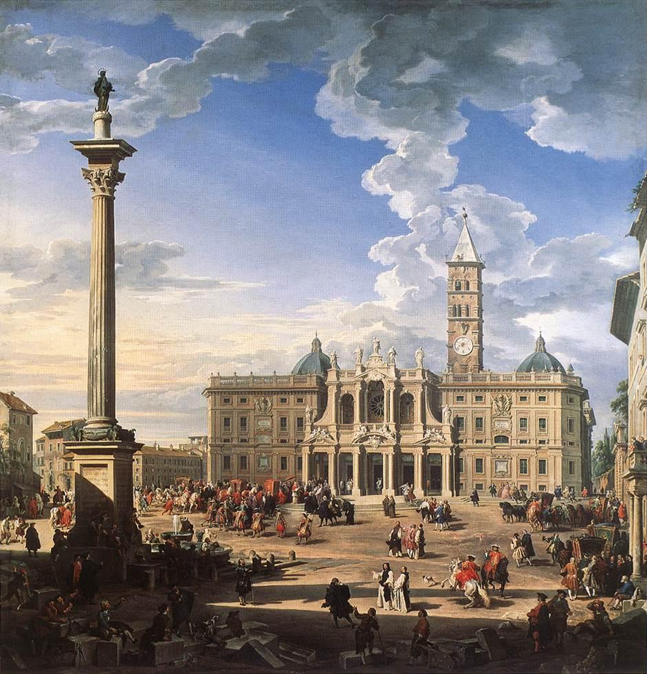 Church of Santa Maria Maggiore - Rome