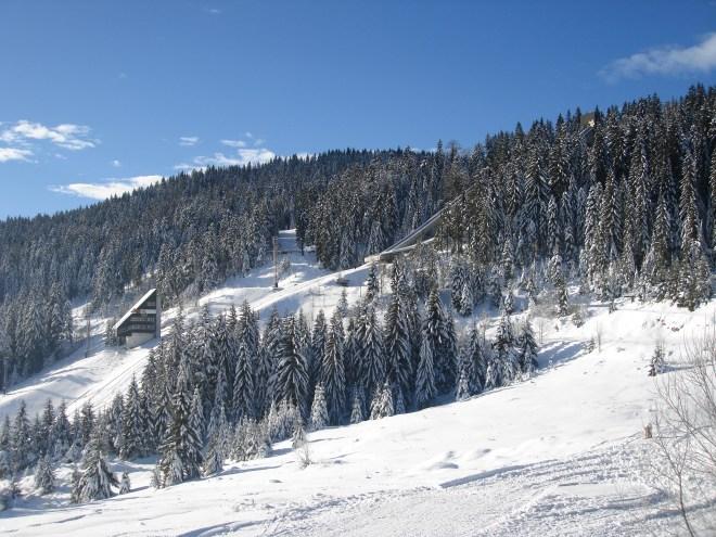 Sarajevo-ski-slope-mount-igman