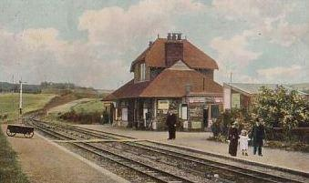 Woody Bay Railway Station Wikipedia