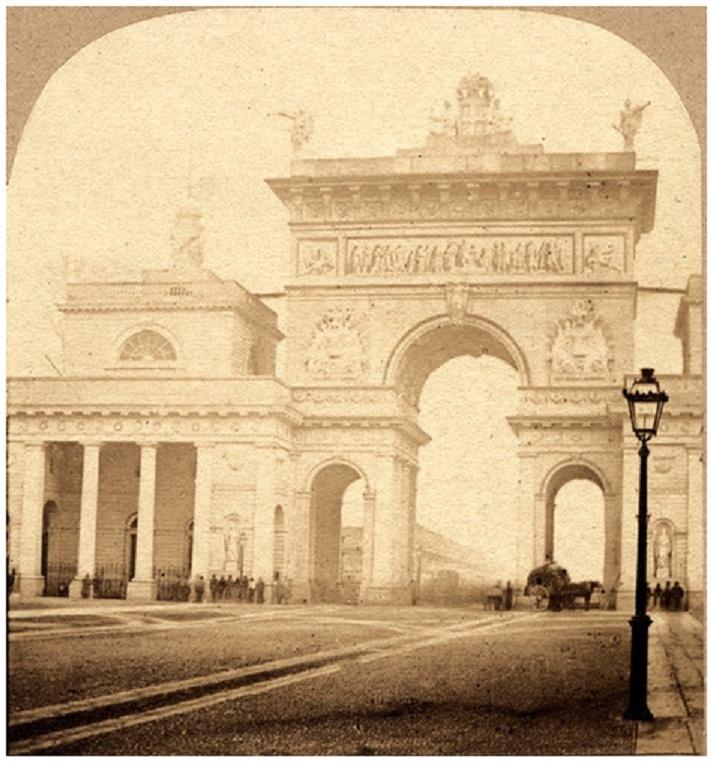 Porta venezia - Bastioni di porta venezia ...
