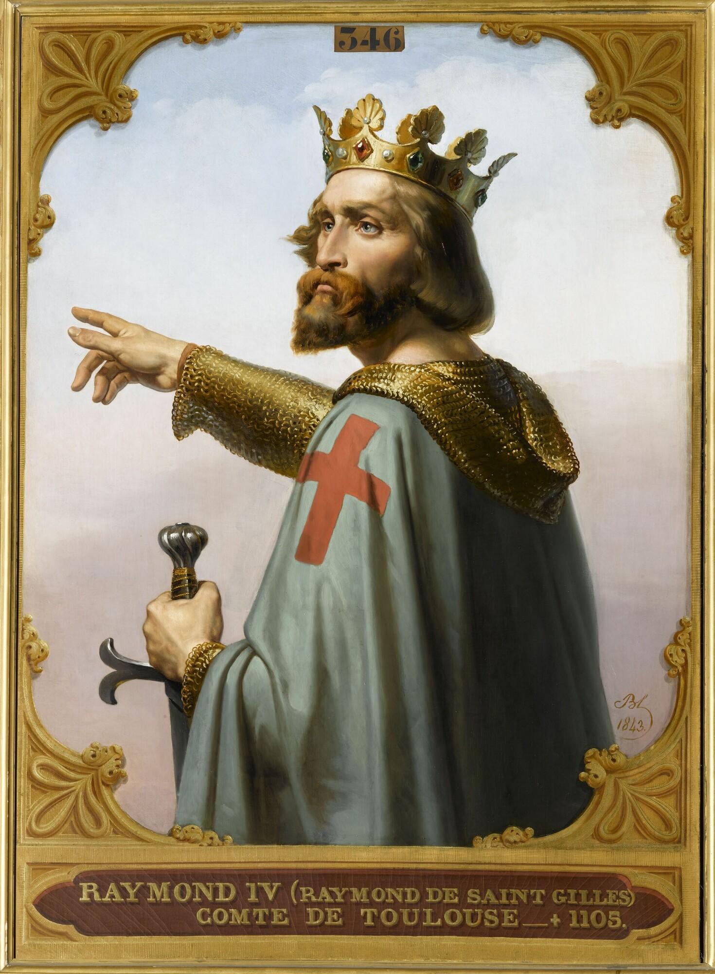 Raimondo IV di Tolosa