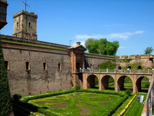 Castle of Montjuic