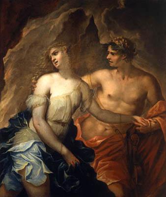 Orpheus & Euridyce