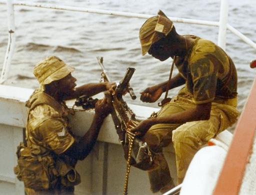 Afrian War Stories